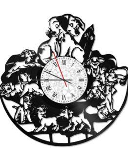 ceas vinil 101 Dalmatieni