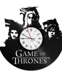 ceas vinil, Game of Thrones, ceas decorativ