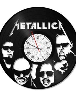 ceas vinil metallica